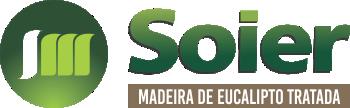 A Soier Madeiras de eucalipto tratado atua na fabricação de madeiras de eucaliptos, provindas de áreas reflorestadas