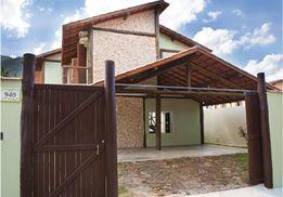 casa com estrutura em eucalipto tratado linda casa