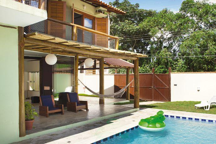 casa feita em eucalipto tratato sobrado tratamento baixo custo